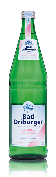 Bad Driburger Mineralwasser Naturell