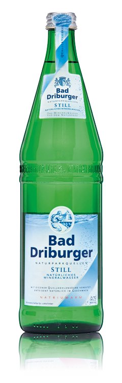 Bad Driburger Mineralwasser Still